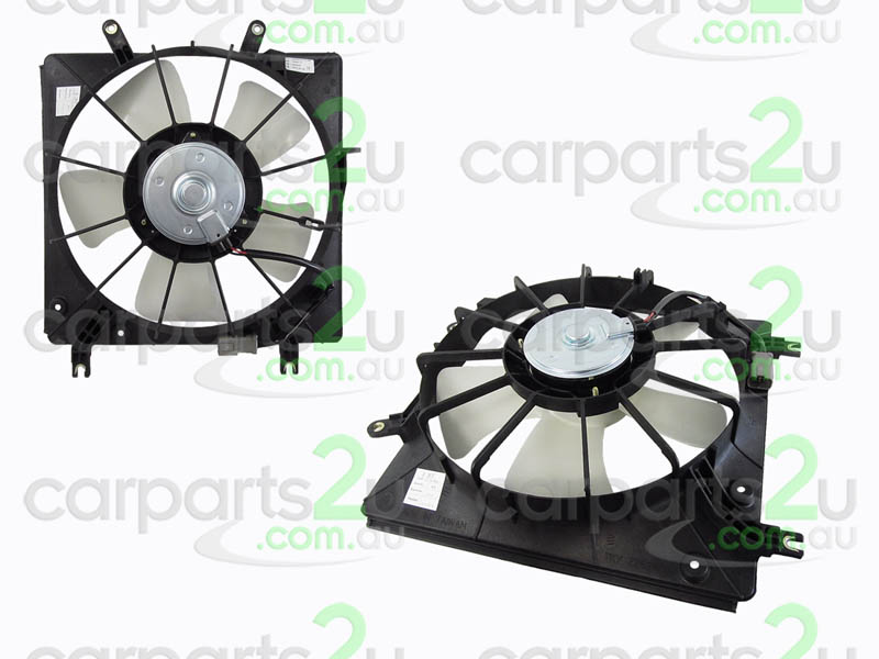 To suit HONDA ACCORD CM  RADIATOR FAN ASSEMBLY - New quality car parts & auto spares online Australia wide with the convenience of shopping from your own home. Carparts 2U Penrith Sydney
