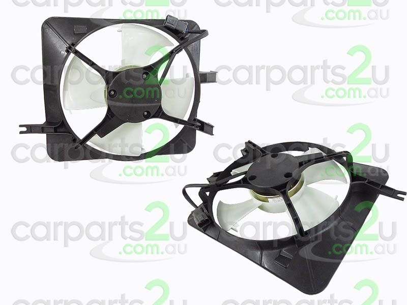 To suit HONDA CRV LANOS  CONDENSER FAN ASSEMBLY - New quality car parts & auto spares online Australia wide with the convenience of shopping from your own home. Carparts 2U Penrith Sydney