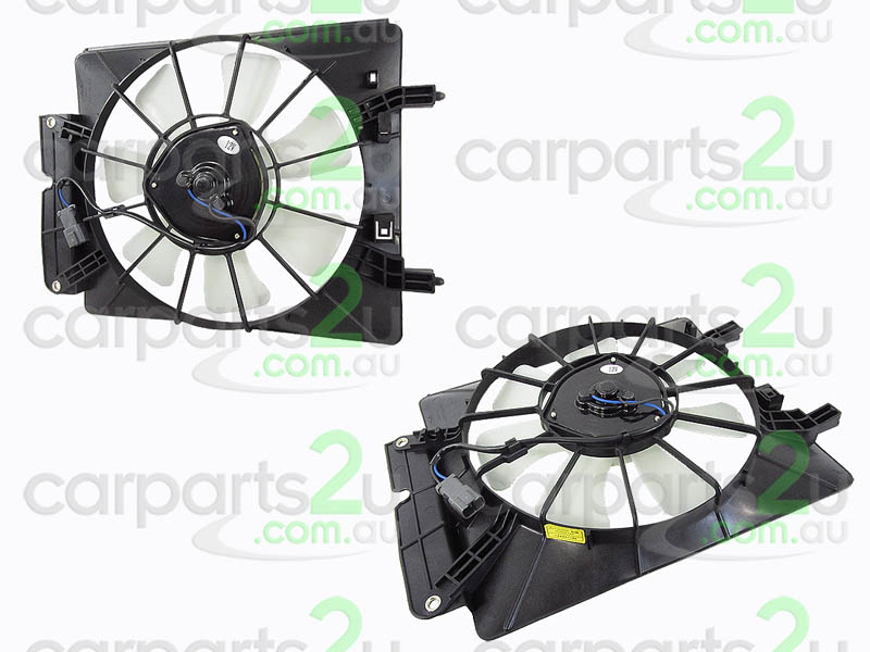To suit HONDA CRV CR-V RD WAGON  CONDENSER FAN ASSEMBLY - New quality car parts & auto spares online Australia wide with the convenience of shopping from your own home. Carparts 2U Penrith Sydney