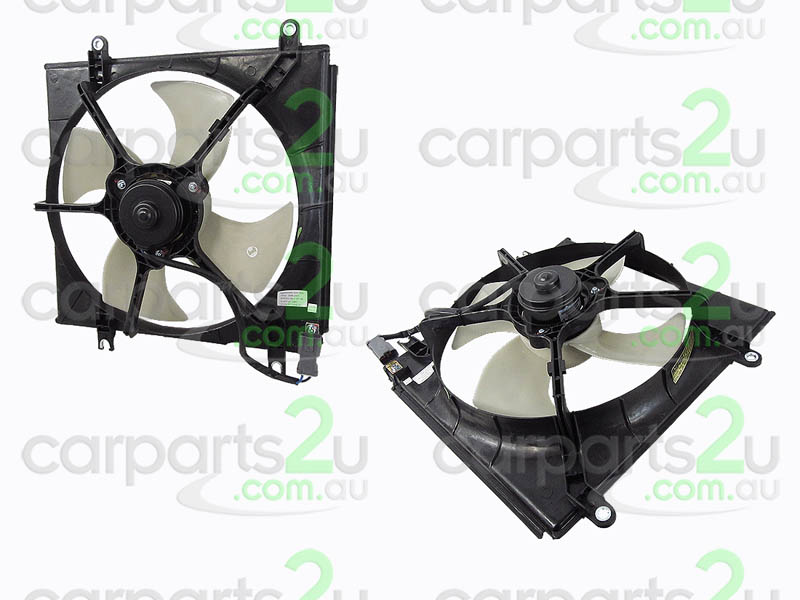 TO SUIT HONDA CRV CR-V RD WAGON  RADIATOR FAN ASSEMBLY  NA - BRAND NEW RADIATOR FAN ASSEMBLY TO SUIT HONDA CR-V MODELS BETWEEN 10/97-11/01