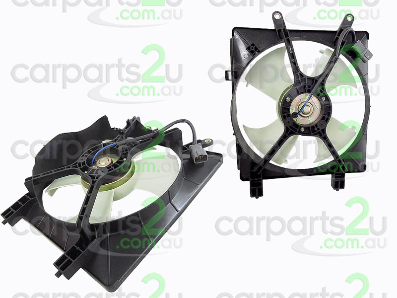 To suit HONDA CIVIC CR-V RE WAGON  CONDENSER FAN ASSEMBLY - New quality car parts & auto spares online Australia wide with the convenience of shopping from your own home. Carparts 2U Penrith Sydney