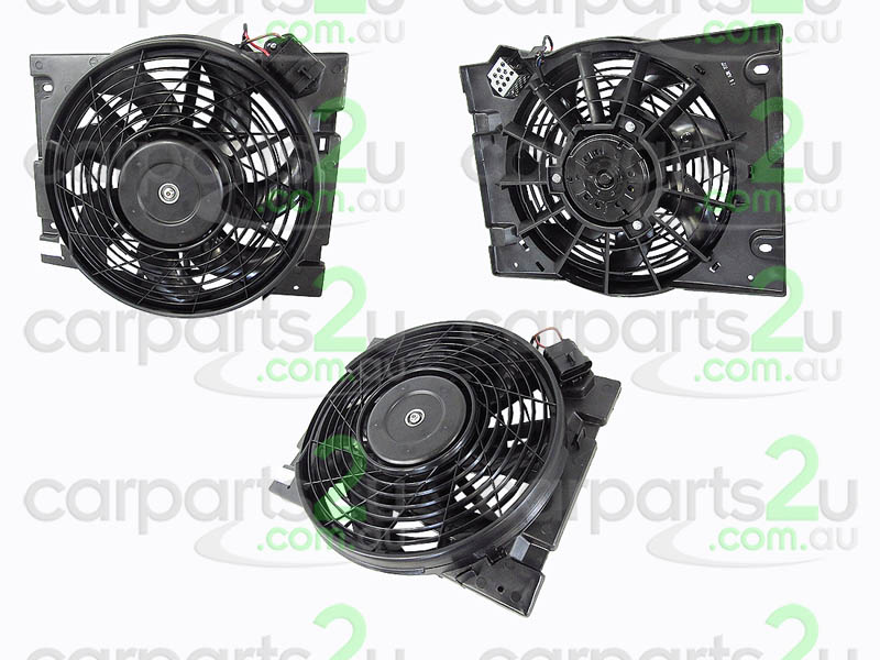 To suit HOLDEN ASTRA ODYSSEY RB WAGON  CONDENSER FAN ASSEMBLY - New quality car parts & auto spares online Australia wide with the convenience of shopping from your own home. Carparts 2U Penrith Sydney