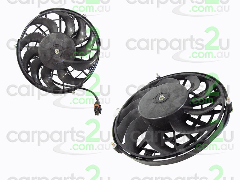 To suit HOLDEN BARINA TS  CONDENSER FAN ASSEMBLY - New quality car parts & auto spares online Australia wide with the convenience of shopping from your own home. Carparts 2U Penrith Sydney