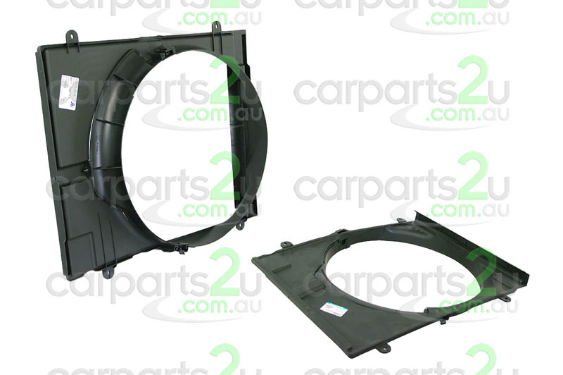 To suit MITSUBISHI TRITON PRADO 95 SERIES  FAN SHROUD - New quality car parts & auto spares online Australia wide with the convenience of shopping from your own home. Carparts 2U Penrith Sydney