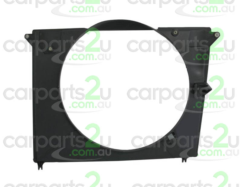 To suit TOYOTA HILUX HILUX UTE  FAN SHROUD - New quality car parts & auto spares online Australia wide with the convenience of shopping from your own home. Carparts 2U Penrith Sydney