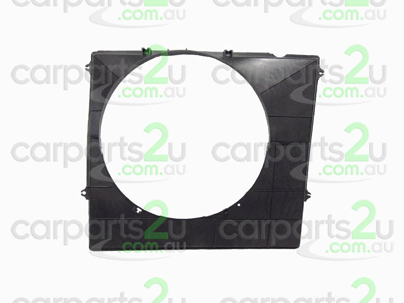 To suit TOYOTA PRADO 100 SERIES  FAN SHROUD - New quality car parts & auto spares online Australia wide with the convenience of shopping from your own home. Carparts 2U Penrith Sydney