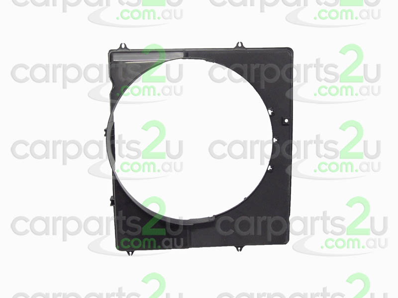 To suit TOYOTA PRADO PRADO 95 SERIES  FAN SHROUD - New quality car parts & auto spares online Australia wide with the convenience of shopping from your own home. Carparts 2U Penrith Sydney