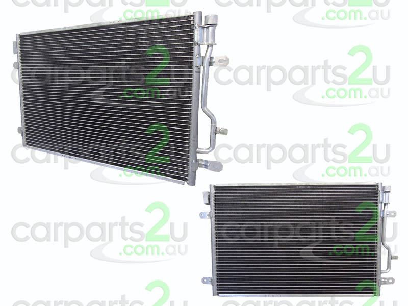 To suit AUDI A4 A4 B5  CONDENSER - New quality car parts & auto spares online Australia wide with the convenience of shopping from your own home. Carparts 2U Penrith Sydney