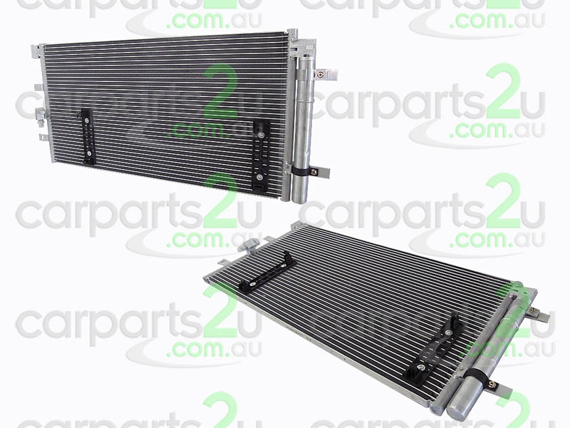 To suit AUDI A4 A4 B6  CONDENSER - New quality car parts & auto spares online Australia wide with the convenience of shopping from your own home. Carparts 2U Penrith Sydney