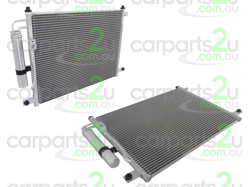 To suit DAEWOO KALOS KALOS  CONDENSER - New quality car parts & auto spares online Australia wide with the convenience of shopping from your own home. Carparts 2U Penrith Sydney