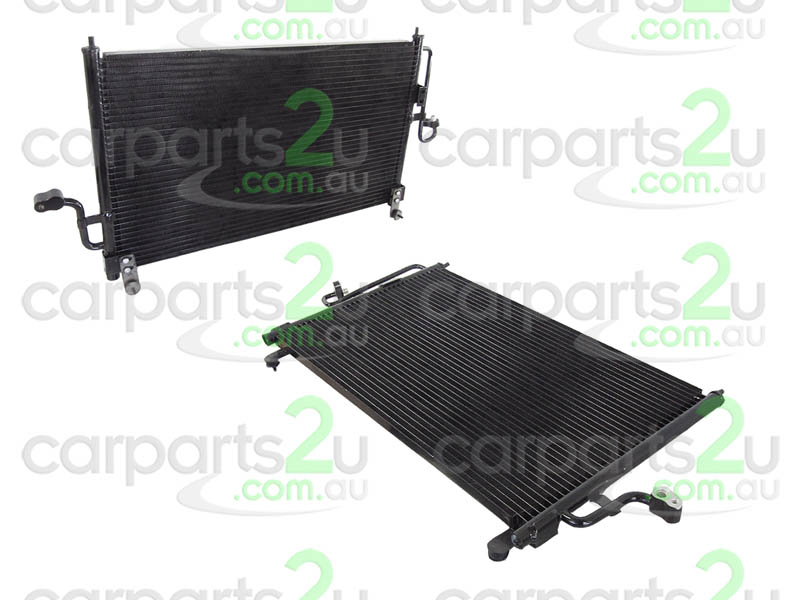 To suit DAEWOO NUBIRA LANOS  CONDENSER - New quality car parts & auto spares online Australia wide with the convenience of shopping from your own home. Carparts 2U Penrith Sydney