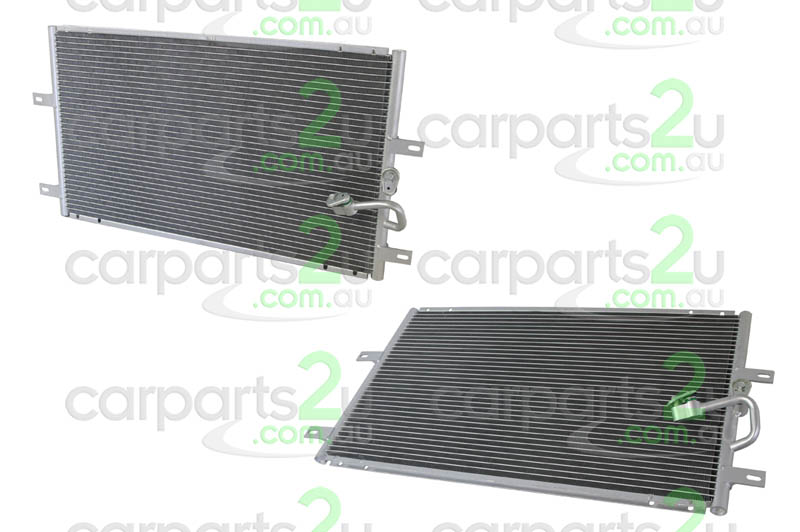 To suit FORD FALCON AU  CONDENSER - New quality car parts & auto spares online Australia wide with the convenience of shopping from your own home. Carparts 2U Penrith Sydney