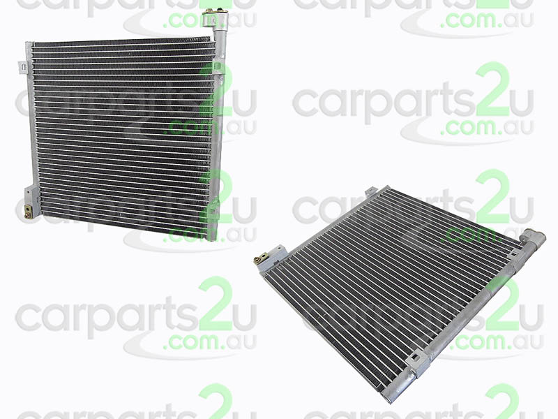 To suit HONDA CIVIC KN/KQ  CONDENSER - New quality car parts & auto spares online Australia wide with the convenience of shopping from your own home. Carparts 2U Penrith Sydney