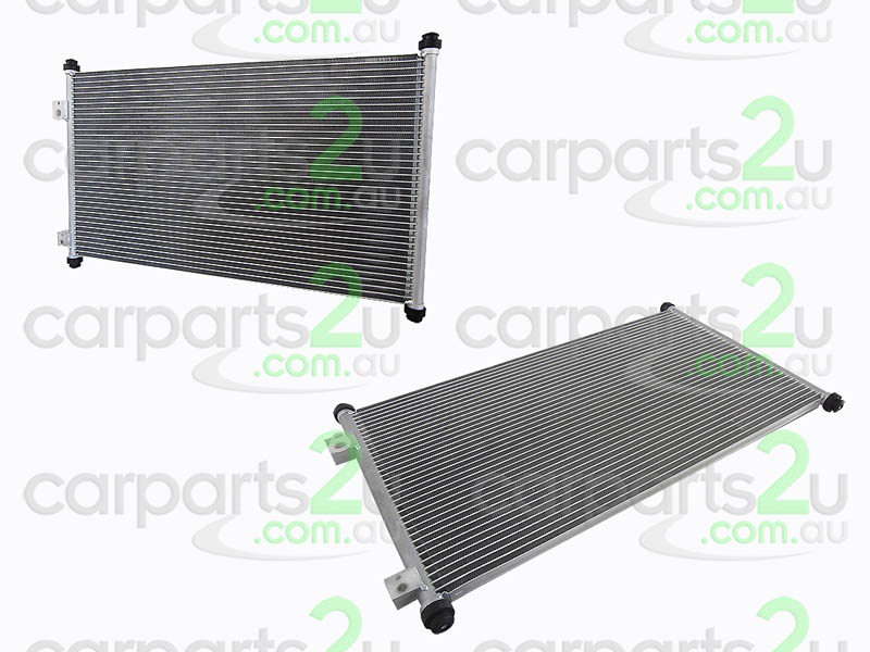To suit HONDA CIVIC EK  CONDENSER - New quality car parts & auto spares online Australia wide with the convenience of shopping from your own home. Carparts 2U Penrith Sydney