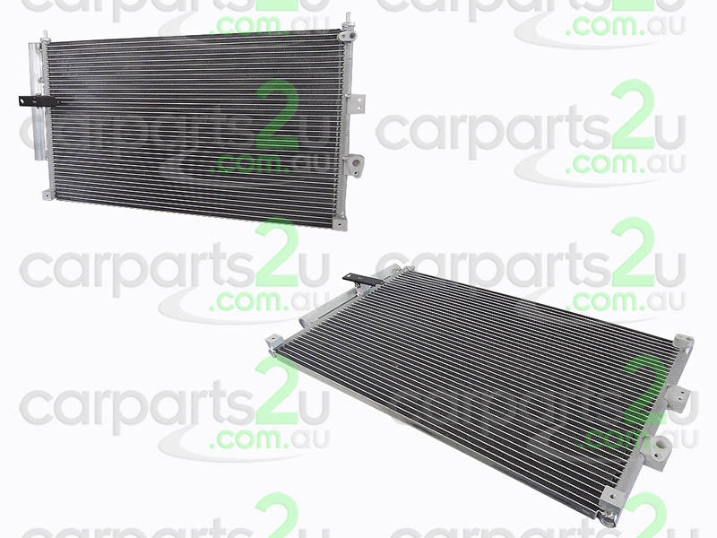 To suit HONDA CIVIC FD  CONDENSER - New quality car parts & auto spares online Australia wide with the convenience of shopping from your own home. Carparts 2U Penrith Sydney