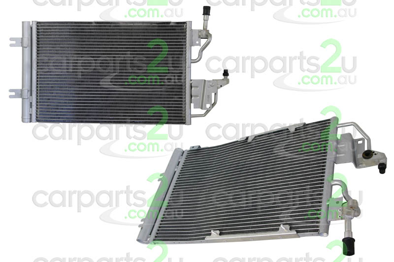 CONDENSER NA BRAND NEW A/C CONDENSER TO SUIT HOLDEN ASTRA AH 1.9 LITRE DIESEL MODELS ONLY BETWEEN 10/04-8/09