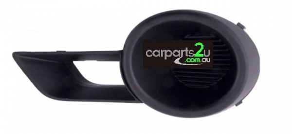 To suit TOYOTA KLUGER  FOG LIGHT COVER - New quality car parts & auto spares online Australia wide with the convenience of shopping from your own home. Carparts 2U Penrith Sydney