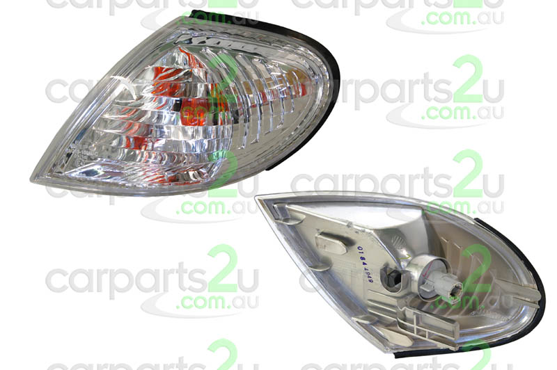 TO SUIT NISSAN PULSAR N16 SEDAN  FRONT CORNER LIGHT  LEFT - BRAND NEW LEFT HAND SIDE CORNER LIGHT DUAL REFLECTOR TYPE TO SUIT NISSAN PULSAR N16 (05/2000-01/2006)  - New quality car parts & auto spares online Australia wide with the convenience of shopping from your own home. Carparts 2U Penrith Sydney