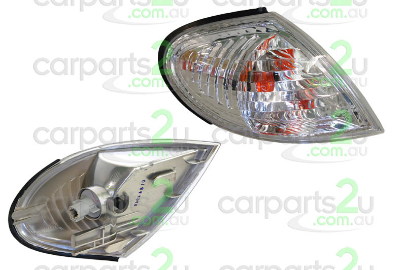 TO SUIT NISSAN PULSAR N16 SEDAN  FRONT CORNER LIGHT  RIGHT - BRAND NEW RIGHT HAND SIDE CORNER LIGHT DUAL REFLECTOR TYPE TO SUIT NISSAN PULSAR N16 (05/2000-01/2006)  - New quality car parts & auto spares online Australia wide with the convenience of shopping from your own home. Carparts 2U Penrith Sydney