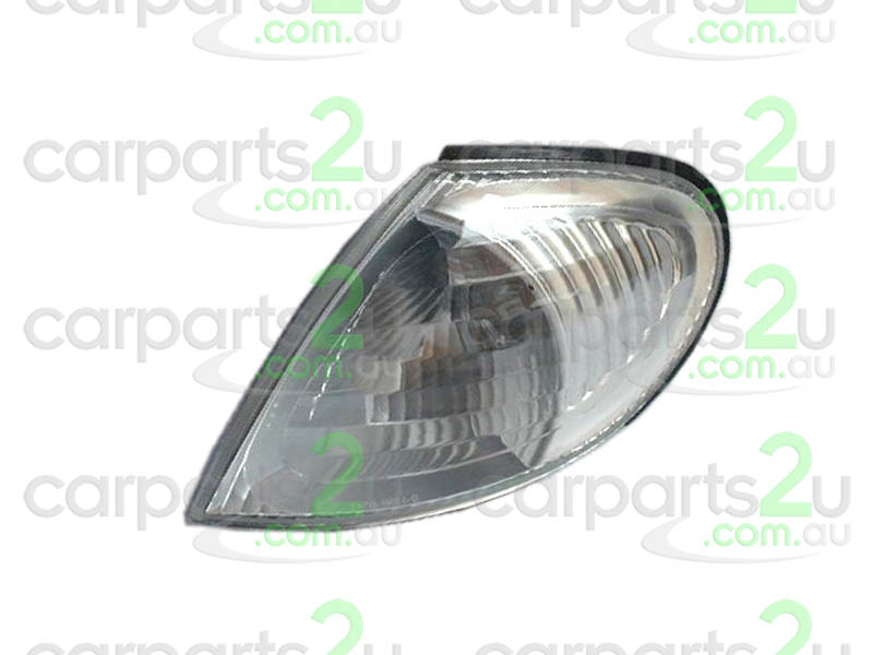 To suit NISSAN PULSAR N15  FRONT CORNER LIGHT - New quality car parts & auto spares online Australia wide with the convenience of shopping from your own home. Carparts 2U Penrith Sydney