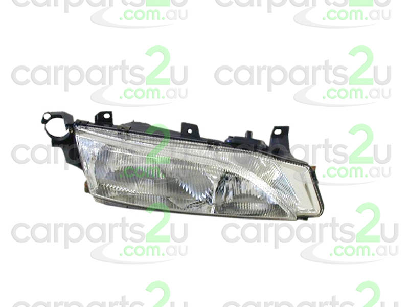 To suit FORD FAIRMONT FAIRMONT EF / EL  HEAD LIGHT - New quality car parts & auto spares online Australia wide with the convenience of shopping from your own home. Carparts 2U Penrith Sydney