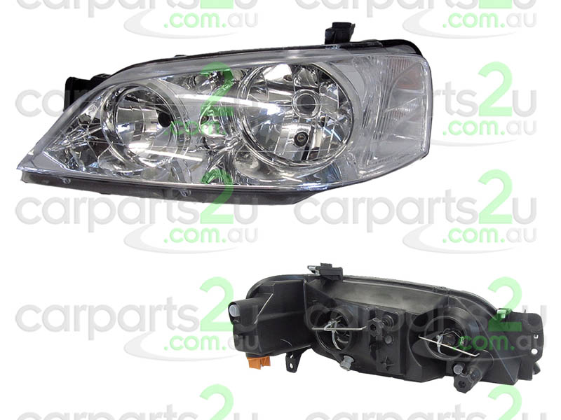 TO SUIT FORD FAIRMONT FAIRMONT BA / BF  HEAD LIGHT  LEFT - BRAND NEW LEFTHAND SIDEHEAD LIGHT TO SUIT FORD FALCON BA/BF1 XT/FUTURA/FAIRMONTMODELS BETWEEN 10/2002 - 8/2006(CHROMEREFLECTOR TYPE)  - New quality car parts & auto spares online Australia wide with the convenience of shopping from your own home. Carparts 2U Penrith Sydney