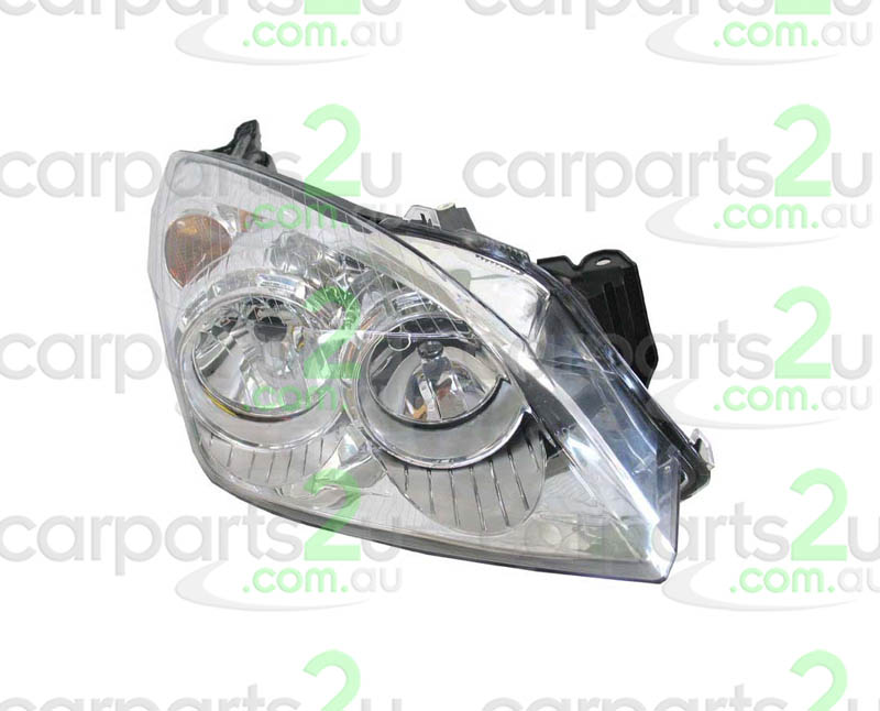 HEAD LIGHT RIGHT BRAND NEW RIGHT HAND SIDE HEAD LIGHT TO SUIT HOLDEN ASTRA AH HATCHBACK/WAGON MODELS BETWEEN 10/06-8/09 ONLY (CHROME REFLECTOR TYPE HEAD LIGHT)