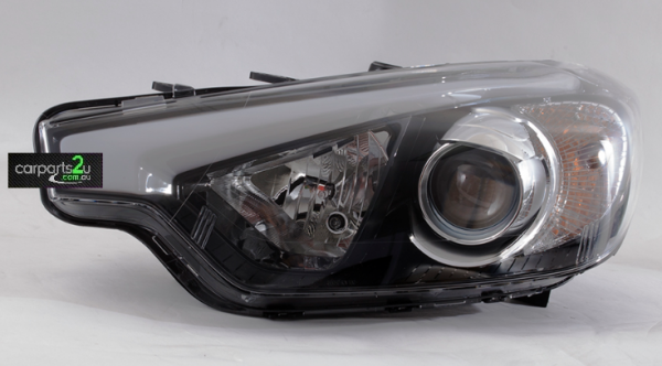 To suit KIA CERATO CERATO YD  HEAD LIGHT - New quality car parts & auto spares online Australia wide with the convenience of shopping from your own home. Carparts 2U Penrith Sydney