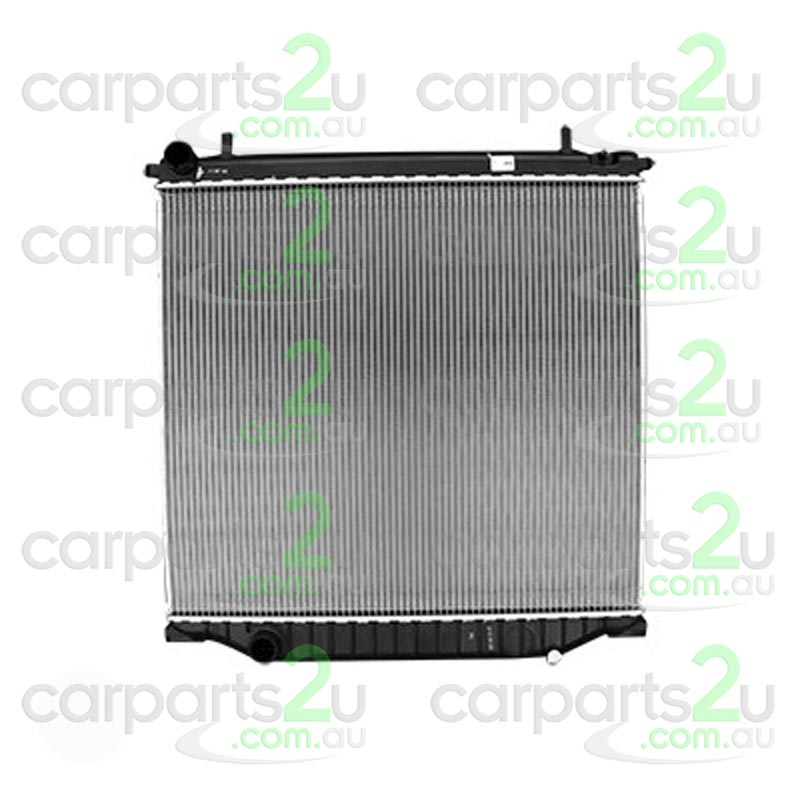 To suit MITSUBISHI COLT COLT RG  RADIATOR - New quality car parts & auto spares online Australia wide with the convenience of shopping from your own home. Carparts 2U Penrith Sydney