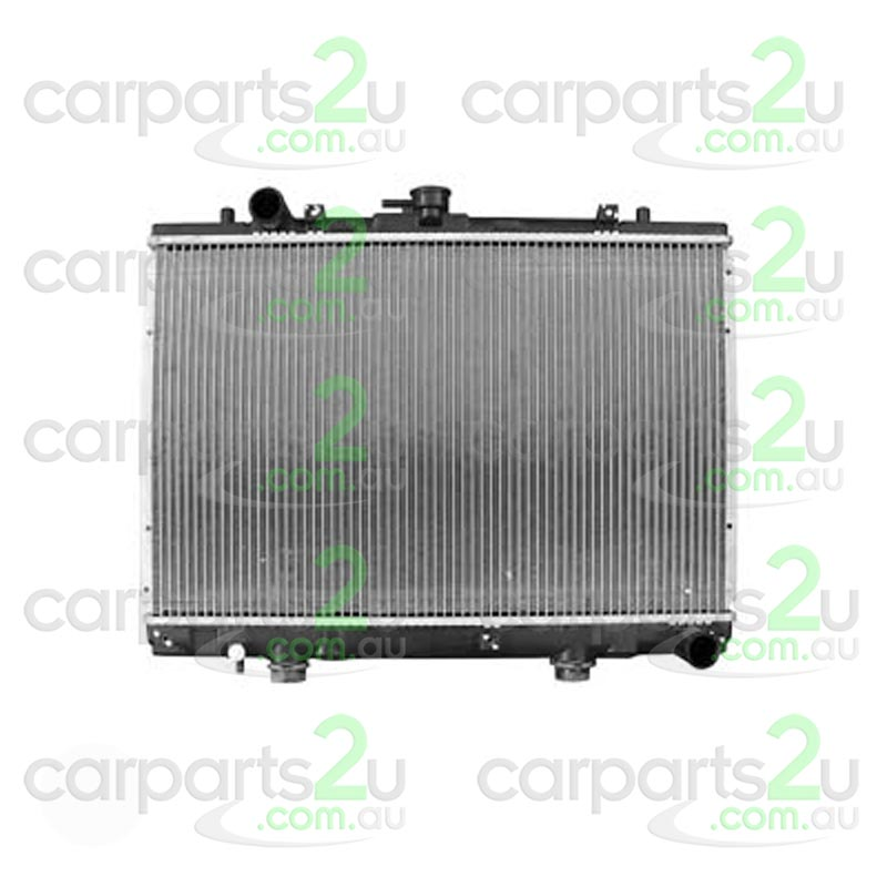 TO SUIT MITSUBISHI TRITON MK  RADIATOR  NA - BRAND NEW RADIATOR TO SUIT MITSUBISHI TRITON MK TURBO DIESEL 2.8L MANUAL TRANSMISSION MODELS BETWEEN 10/1996-06/2006