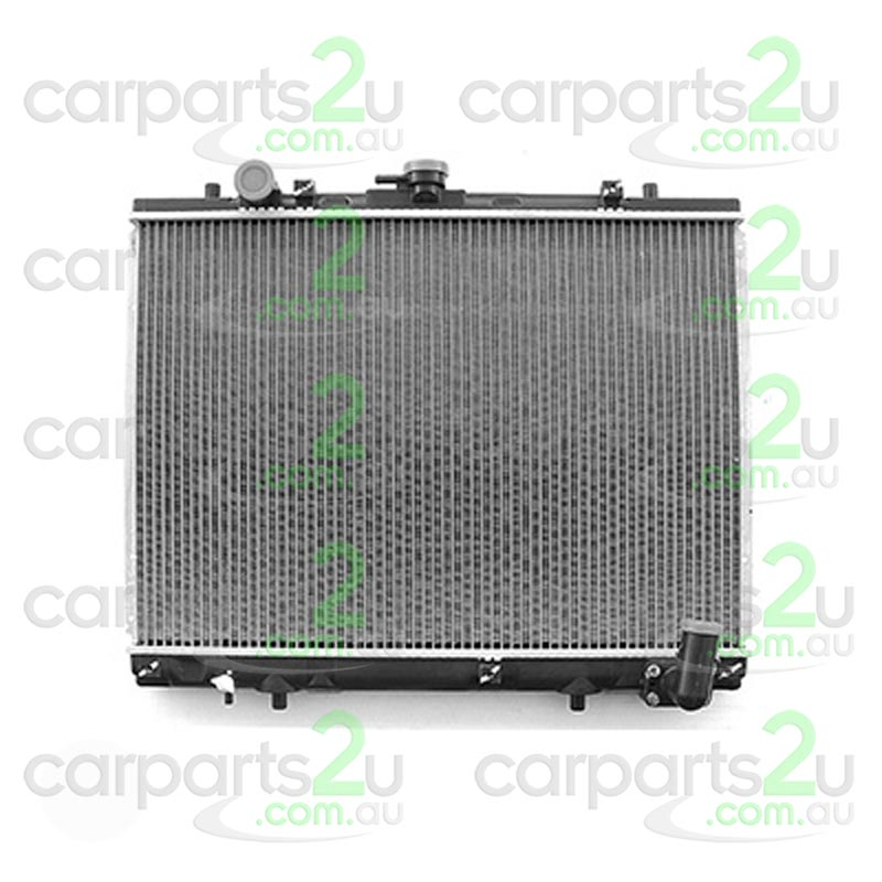 TO SUIT MITSUBISHI TRITON MK  RADIATOR  NA - BRAND NEW RADIATOR TO SUIT MITSUBISHI TRITON MK TURBO DIESEL 2.8L MANUAL TRANSMISSION MODELS BETWEEN 10/1996-06/2006  *BOTTOM HOSE OUTLET AT 90 DEGREE ANGLE*  - New quality car parts & auto spares online Australia wide with the convenience of shopping from your own home. Carparts 2U Penrith Sydney