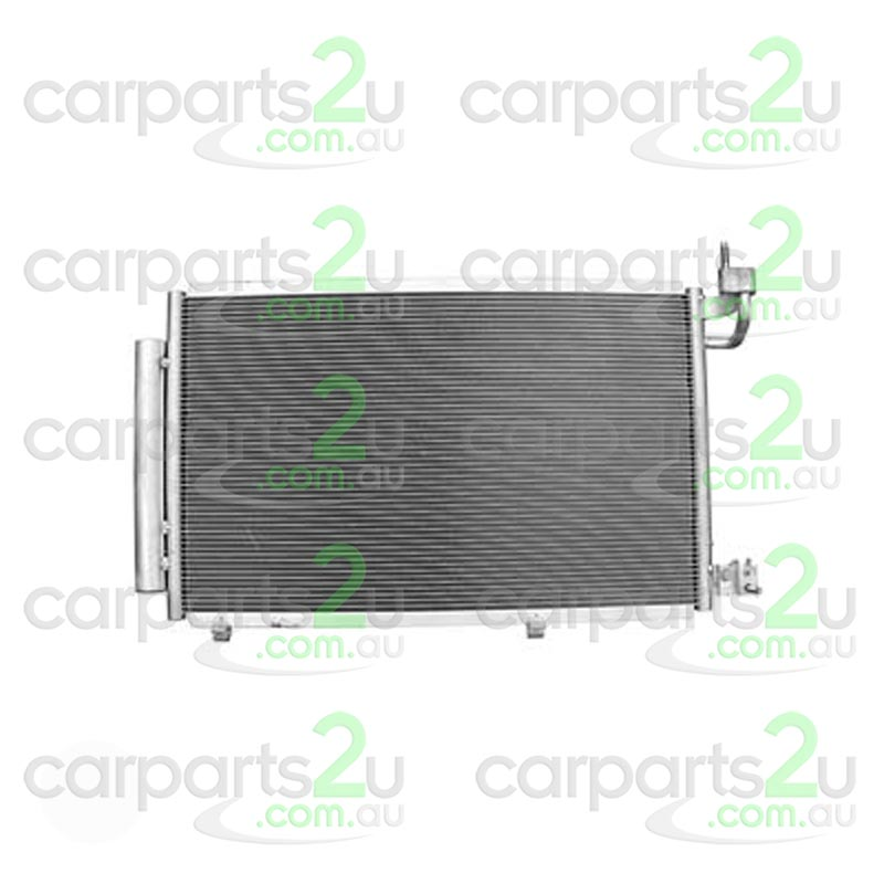 TO SUIT FORD FIESTA FIESTA WT  CONDENSER  NA - BRAND NEW A/C CONDENSER TO SUIT FORD FIESTA WS/WT 1.4/1.6 LITRE PETROL MODELS ONLY BETWEEN 1/2009-7/2013