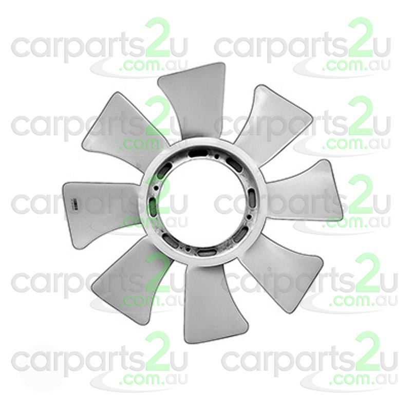 To suit HOLDEN RODEO B SERIES UTE UF  RADIATOR FAN BLADE - New quality car parts & auto spares online Australia wide with the convenience of shopping from your own home. Carparts 2U Penrith Sydney