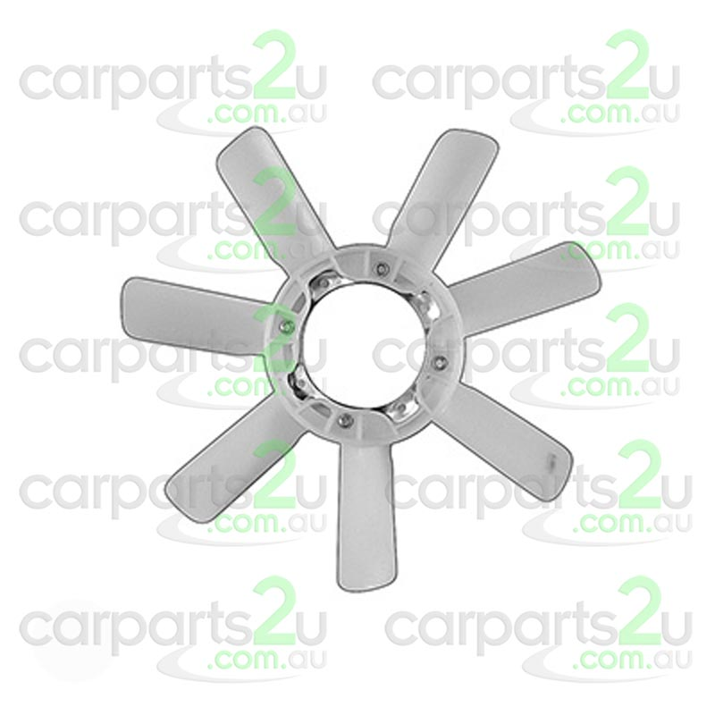 To suit HOLDEN RODEO TF  RADIATOR FAN BLADE - New quality car parts & auto spares online Australia wide with the convenience of shopping from your own home. Carparts 2U Penrith Sydney