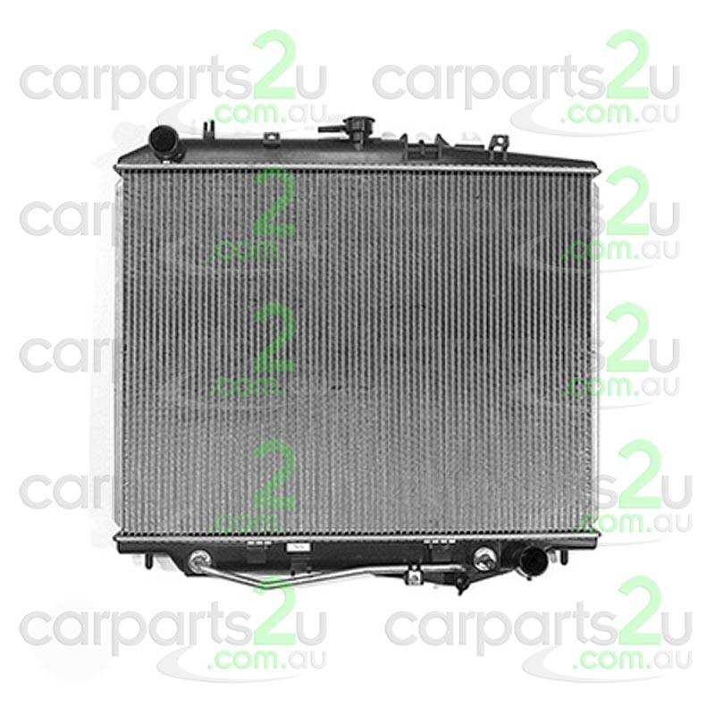To suit HOLDEN JACKAROO JACKAROO UBS 3  RADIATOR - New quality car parts & auto spares online Australia wide with the convenience of shopping from your own home. Carparts 2U Penrith Sydney