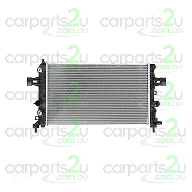 RADIATOR NA BRAND NEW RADIATOR TO SUIT HOLDEN ASTRA AH SERIES 1 PETROL 1.8, 2.0, 2.2 LITRE MODELS BETWEEN 9/04-4/07 ONLY (AUTOMATIC / MANUAL TRANSMISSION)