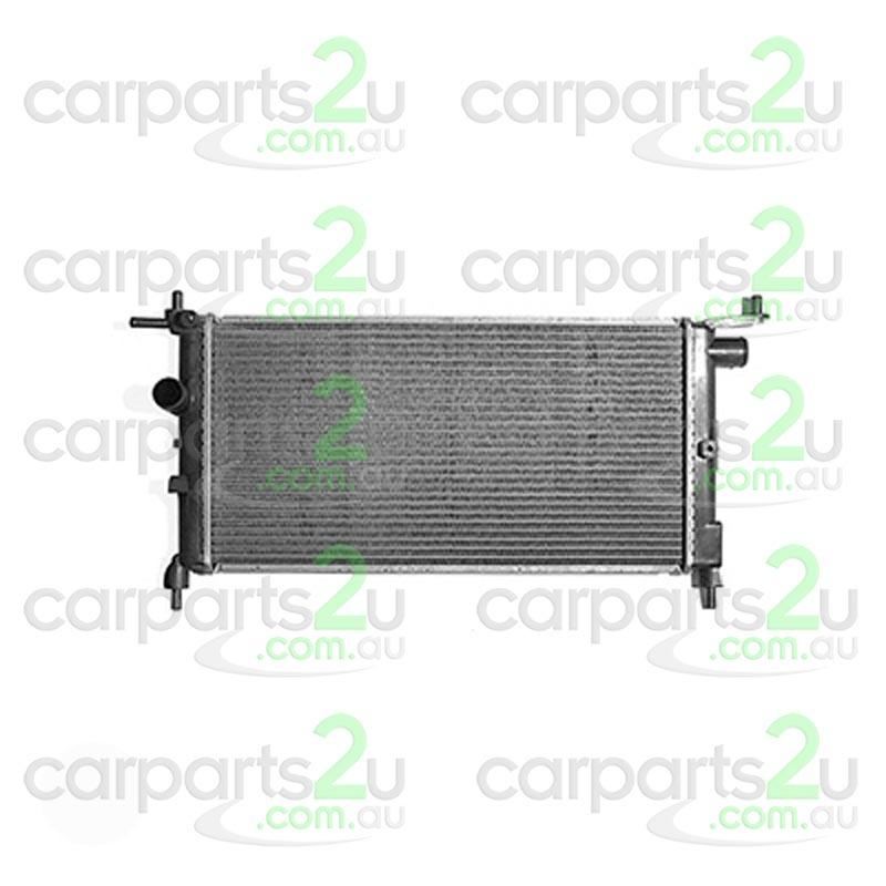 TO SUIT HOLDEN BARINA SB  RADIATOR  NA - BRAND NEW RADIATOR TO SUIT HOLDEN BARINA SB 1.2/1.4/1.6 LITRE 4 CYLINDER PETROL MODELS BETWEEN 4/1994-7/2001 (MANUAL TRANSMISSION)  - New quality car parts & auto spares online Australia wide with the convenience of shopping from your own home. Carparts 2U Penrith Sydney
