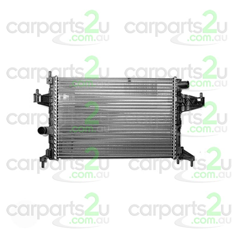 To suit HOLDEN BARINA TK HATCH  RADIATOR - New quality car parts & auto spares online Australia wide with the convenience of shopping from your own home. Carparts 2U Penrith Sydney