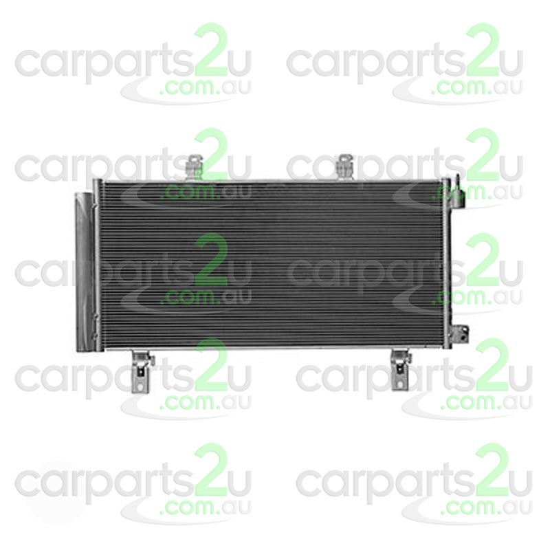 CONDENSER NA BRAND NEW A/C CONDENSER TO SUIT HOLDEN COMMODORE ALL VE SERIES 1 MODELS BETWEEN 8/06-9/10 & VE SERIES 2 MODELS BETWEEN 9/10-8/12 ONLY (V6/V8 MODELS)