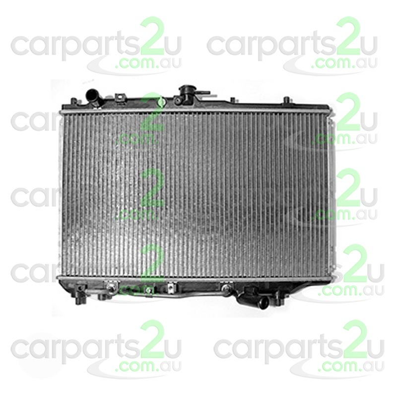To suit MAZDA 323 BJ PROTEGE / ASTINA   RADIATOR - New quality car parts & auto spares online Australia wide with the convenience of shopping from your own home. Carparts 2U Penrith Sydney