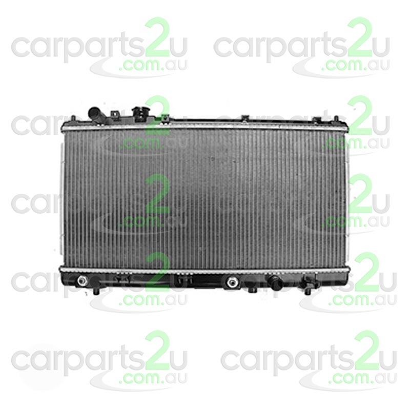 TO SUIT MAZDA 323 BJ PROTEGE / ASTINA  RADIATOR  NA - BRAND NEW RADIATOR TO SUIT MAZDA 323 BJ PROTEGE/ASTINA1.6L/1.8L/2.0L (08/1998-12/2003)  - New quality car parts & auto spares online Australia wide with the convenience of shopping from your own home. Carparts 2U Penrith Sydney