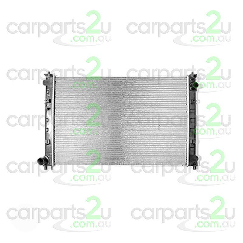 To suit MAZDA MPV MPV WAGON  RADIATOR - New quality car parts & auto spares online Australia wide with the convenience of shopping from your own home. Carparts 2U Penrith Sydney
