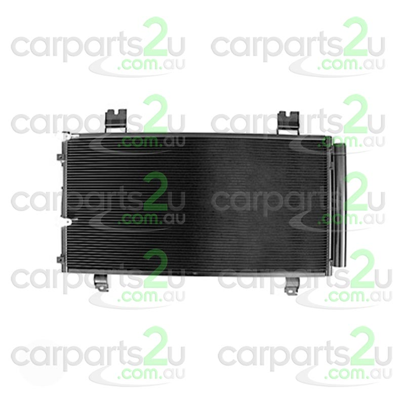 To suit LEXUS IS ES350 GSV60  CONDENSER - New quality car parts & auto spares online Australia wide with the convenience of shopping from your own home. Carparts 2U Penrith Sydney