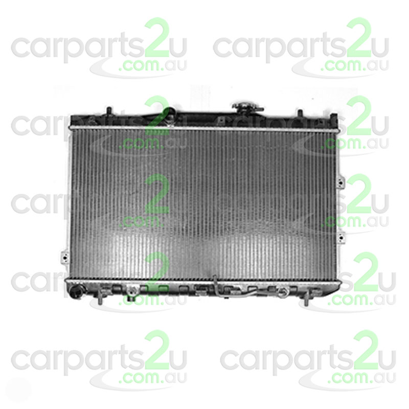 TO SUIT KIA CERATO CERATO LD  RADIATOR  NA - BRAND NEW RADIATOR TO SUIT KIA CERATO SEDAN AND HATCH BACK 2.0L AUTOMATIC (02/2004-12/2008)  - New quality car parts & auto spares online Australia wide with the convenience of shopping from your own home. Carparts 2U Penrith Sydney