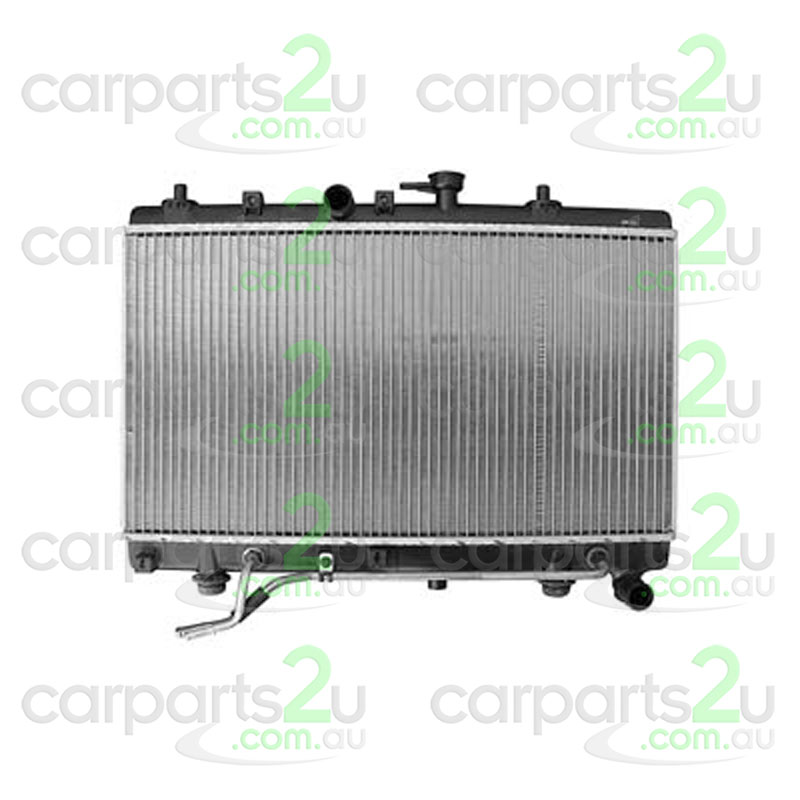 To suit KIA RIO RIO JB  RADIATOR - New quality car parts & auto spares online Australia wide with the convenience of shopping from your own home. Carparts 2U Penrith Sydney