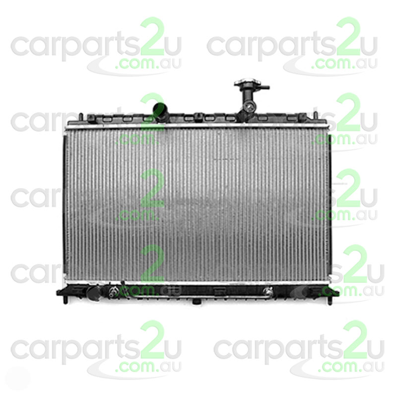 TO SUIT KIA RIO RIO JB  RADIATOR  NA - BRAND NEW RADIATOR TO SUIT KIA RIO 1.6L AUTOMATIC PETROL/MANUAL (05/2005-06/2011)  - New quality car parts & auto spares online Australia wide with the convenience of shopping from your own home. Carparts 2U Penrith Sydney