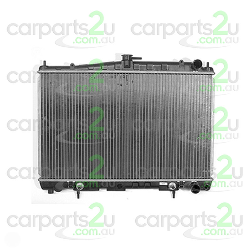 To suit NISSAN SKYLINE R33  RADIATOR - New quality car parts & auto spares online Australia wide with the convenience of shopping from your own home. Carparts 2U Penrith Sydney
