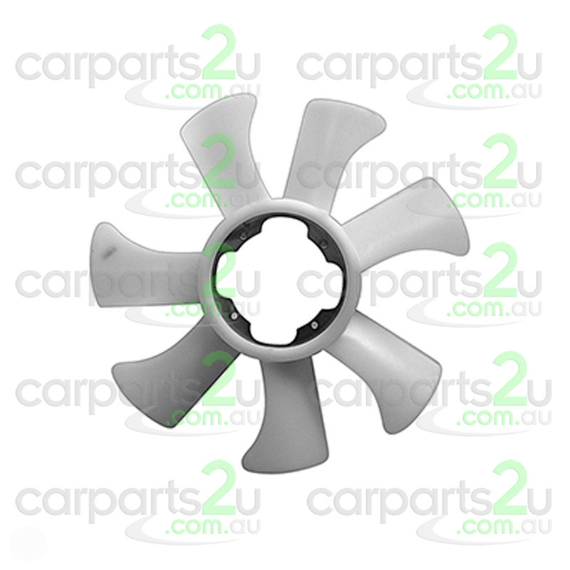 To suit NISSAN PATROL GQ / Y60  RADIATOR FAN BLADE - New quality car parts & auto spares online Australia wide with the convenience of shopping from your own home. Carparts 2U Penrith Sydney