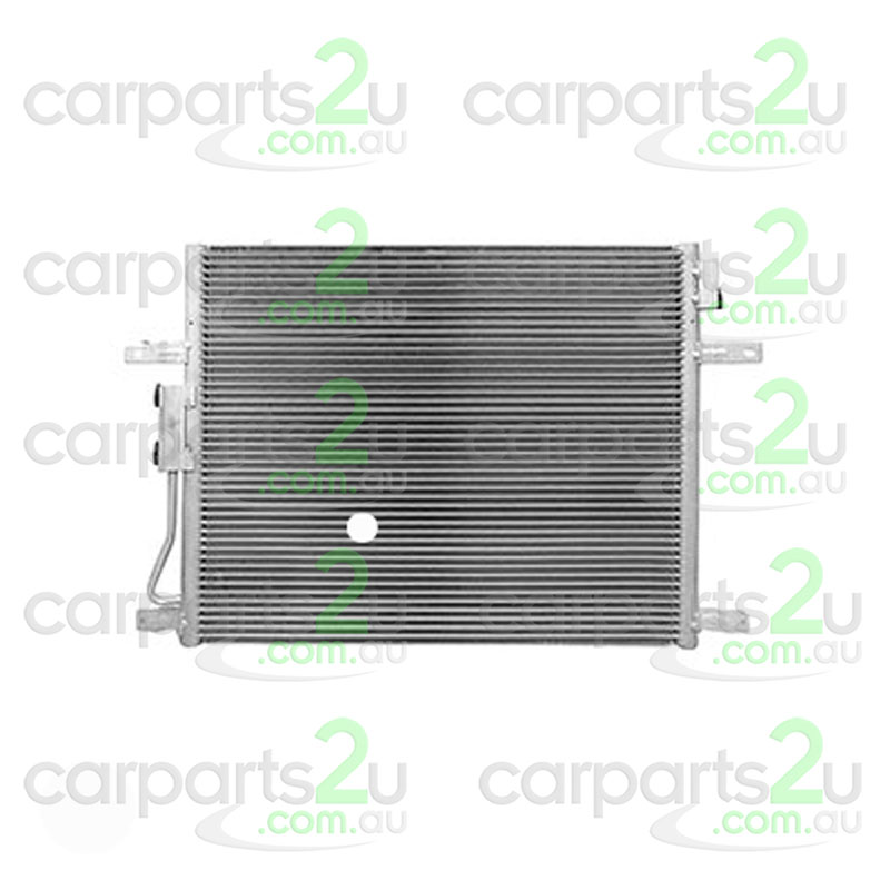 To suit JEEP GRAND CHEROKEE GRAND CHEROKEE WK  CONDENSER - New quality car parts & auto spares online Australia wide with the convenience of shopping from your own home. Carparts 2U Penrith Sydney