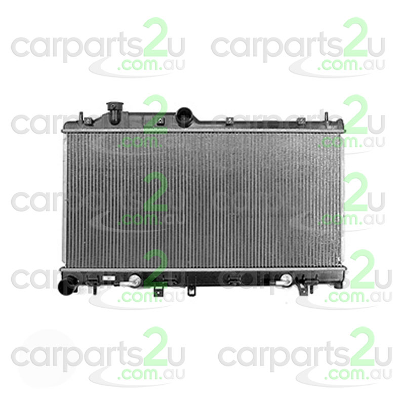 To suit SUBARU LIBERTY  RADIATOR - New quality car parts & auto spares online Australia wide with the convenience of shopping from your own home. Carparts 2U Penrith Sydney